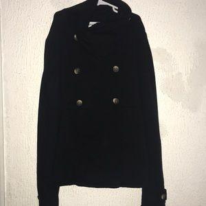 Converse black jacket